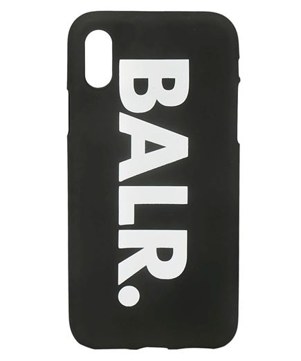 Balr. Silicone iPhone X Case iPhone X/XS cover