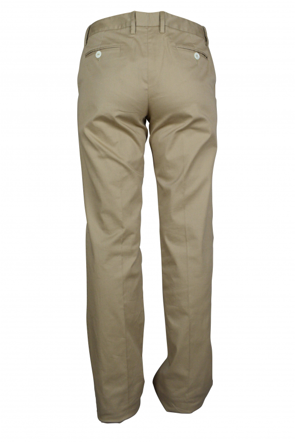 Luxury pants for women - Dolce & Gabbana brown straight pants
