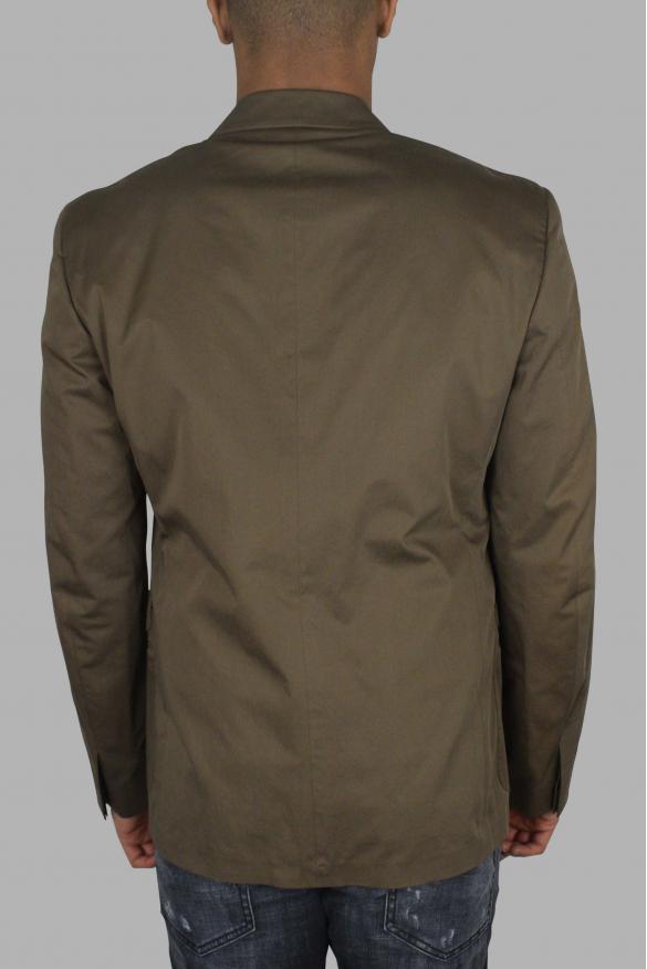 Men's luxury jacket - Prada jacket khaki