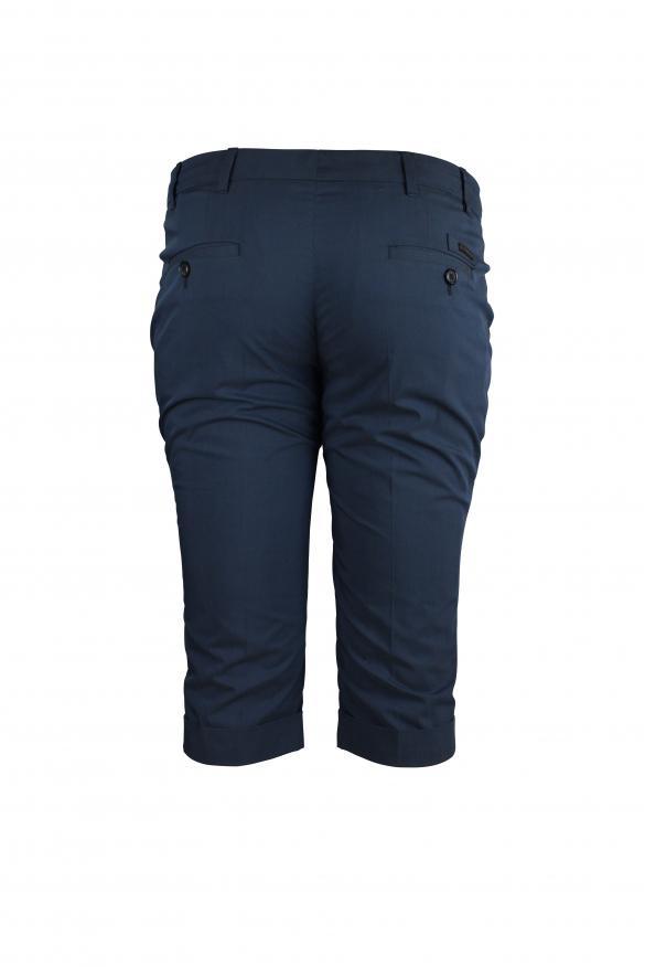 Luxury shorts - Prada navy blue shorts