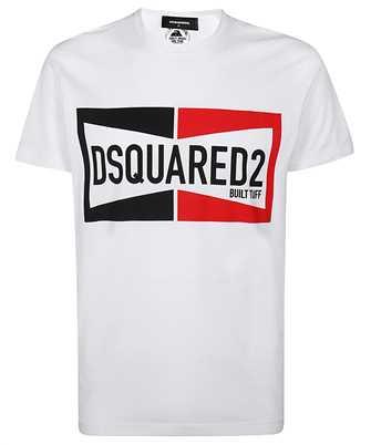 dsquared2 built tuff t-shirt
