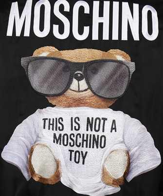 Moschino MICRO TEDDY BEAR NYLON Jacket