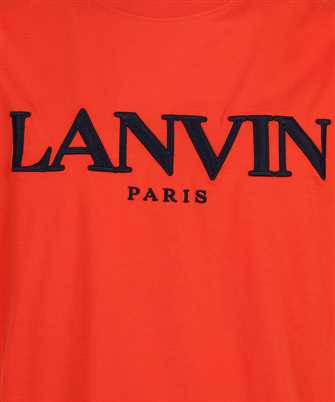 Lanvin EMBROIDERED REGULAR T-shirt