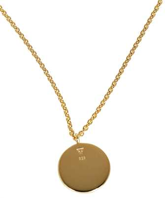 Tom Wood COIN SHORT 18 INCHES Necklace