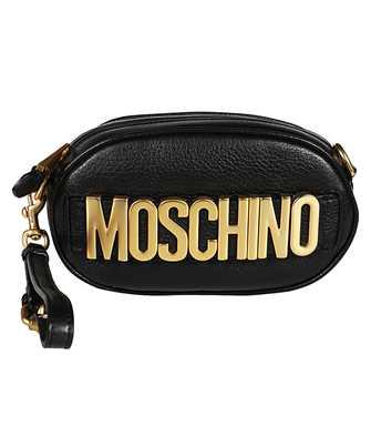 Moschino LOGO ZIP Belt bag