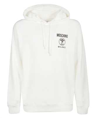 Moschino DOUBLE QUESTION MARK Hoodie
