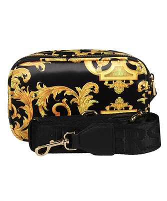 Versace Jeans Couture SHELLY LOGO BAROQUE PRINT SHOULDER Bag