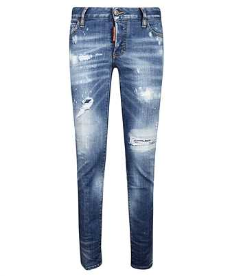light paint fade down Jennifer cropped jeans