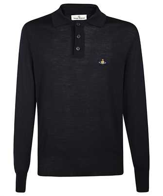 Vivienne Westwood 840825116799 EMBROIDERED LOGO Polo