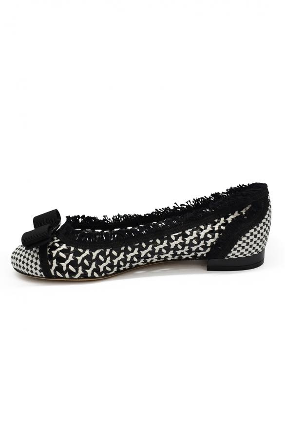 Luxury shoes for women - Salvatore Ferragamo Varina ballet flats