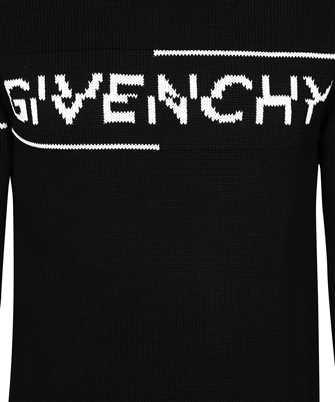 givenchy split knit