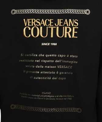 Versace Jeans Couture METALLIC EFFECT LOGO Hoodie