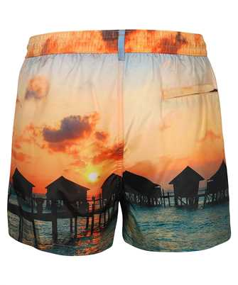 Paul Smith FLOATING HUTS PRINT Swim shorts